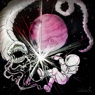 space worm 2